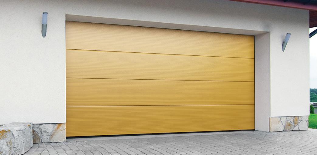 Portes sectionnelles portes de garage sectionnelles - Panneau porte de garage sectionnelle ...